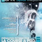 Chiropraxie en couverture du magazine SportSanté